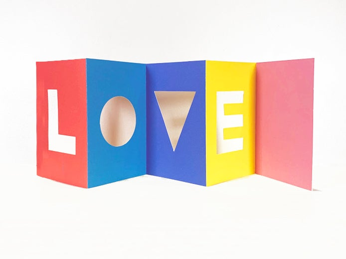 Image of Love Card