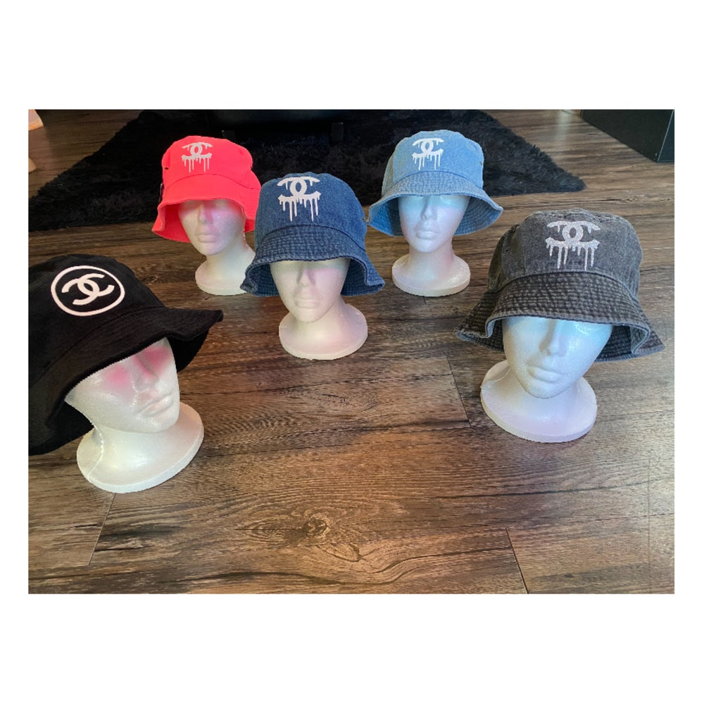 Dripping CC Bucket Hats BACK IN STOCK