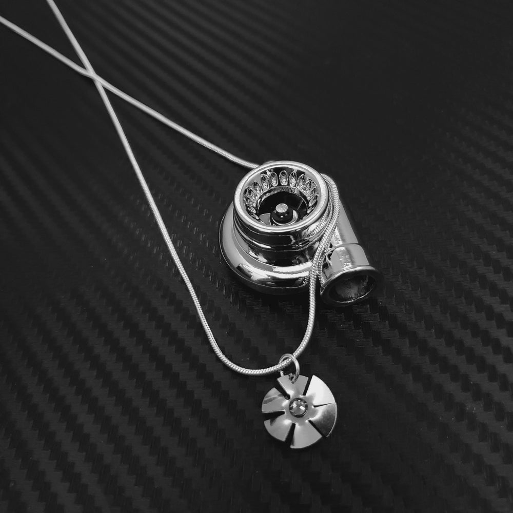 Image of Turbine Necklace