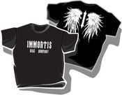 "Image of Immortis ""Wings"" Shirt - Black"