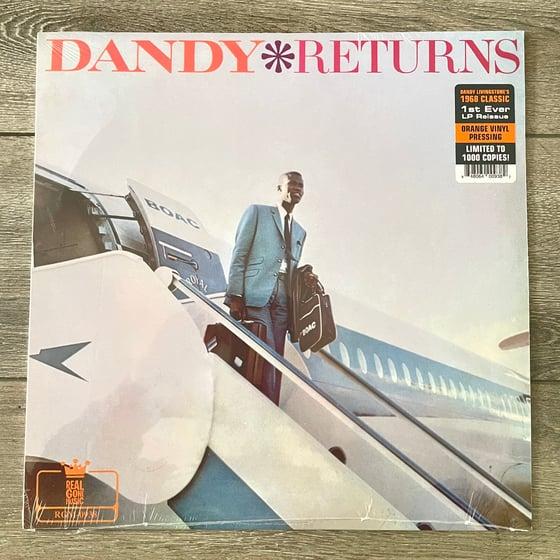 Image of Dandy Livingstone - Dandy Returns