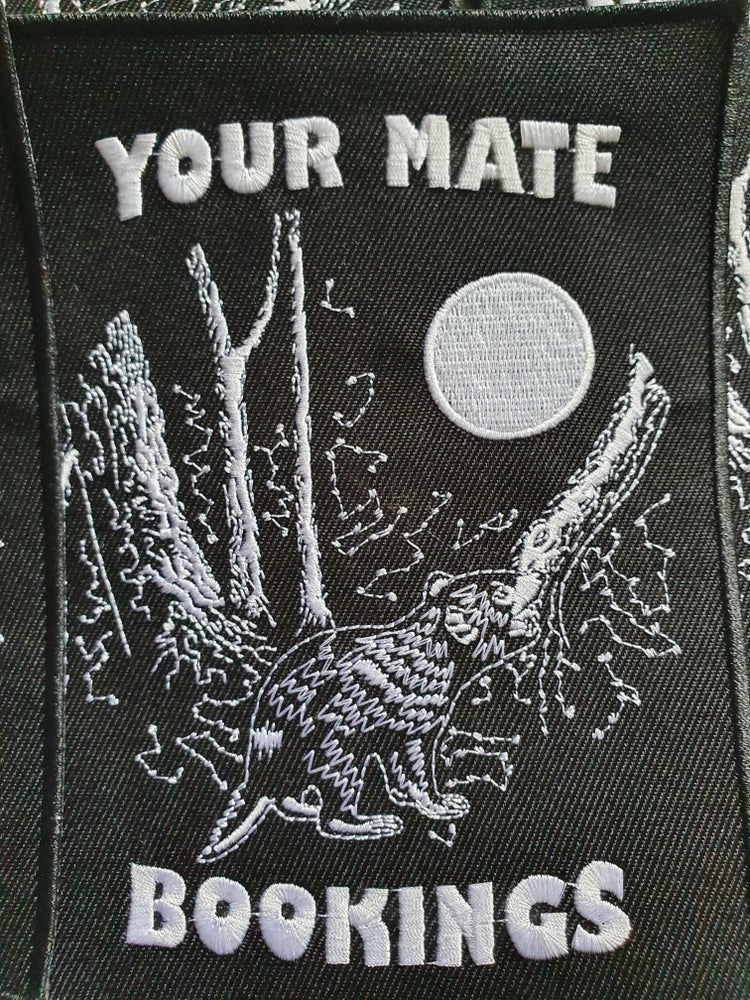 Image of Howl at the Moon Patch