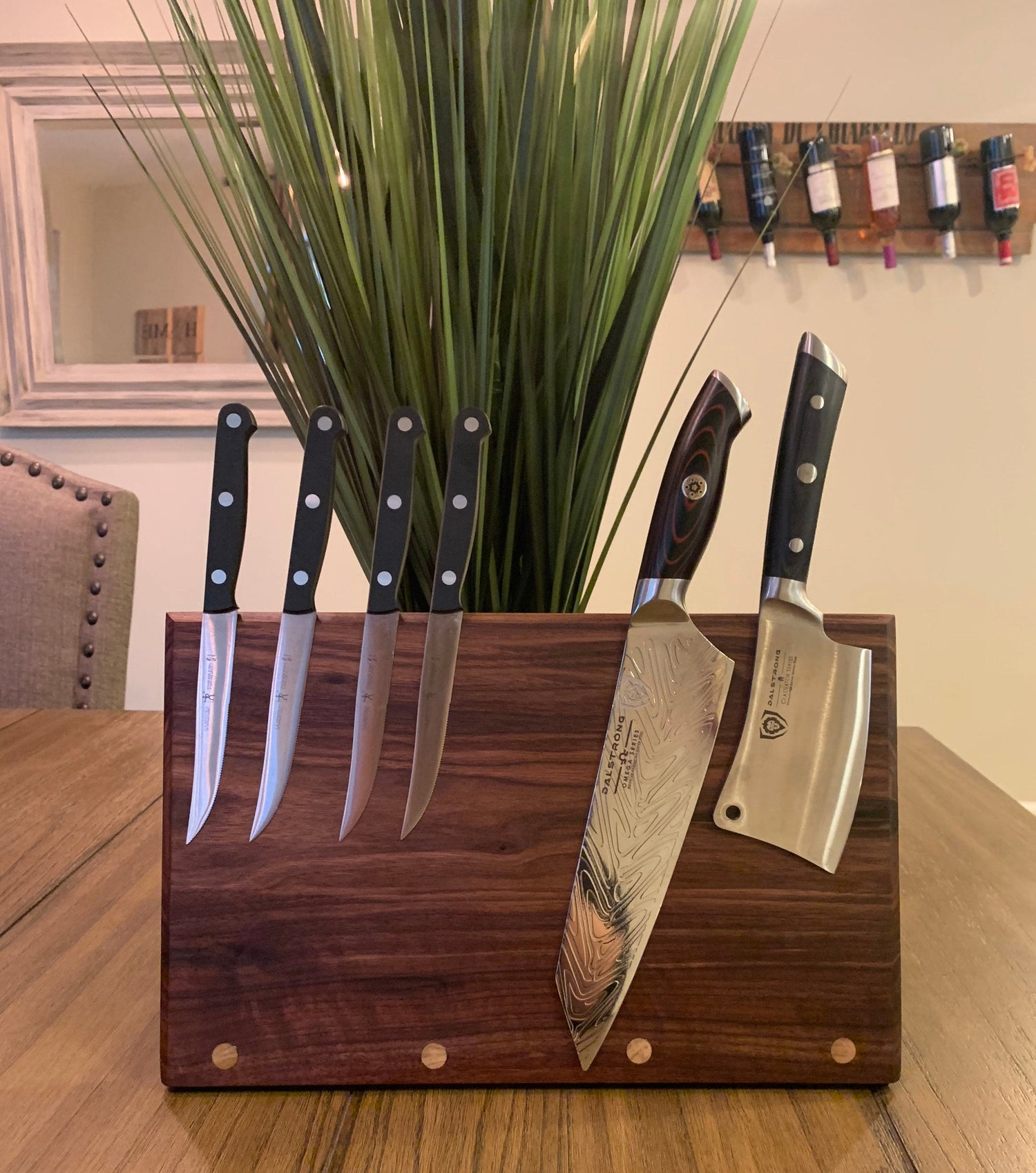 Image of Magnetic Knife Block