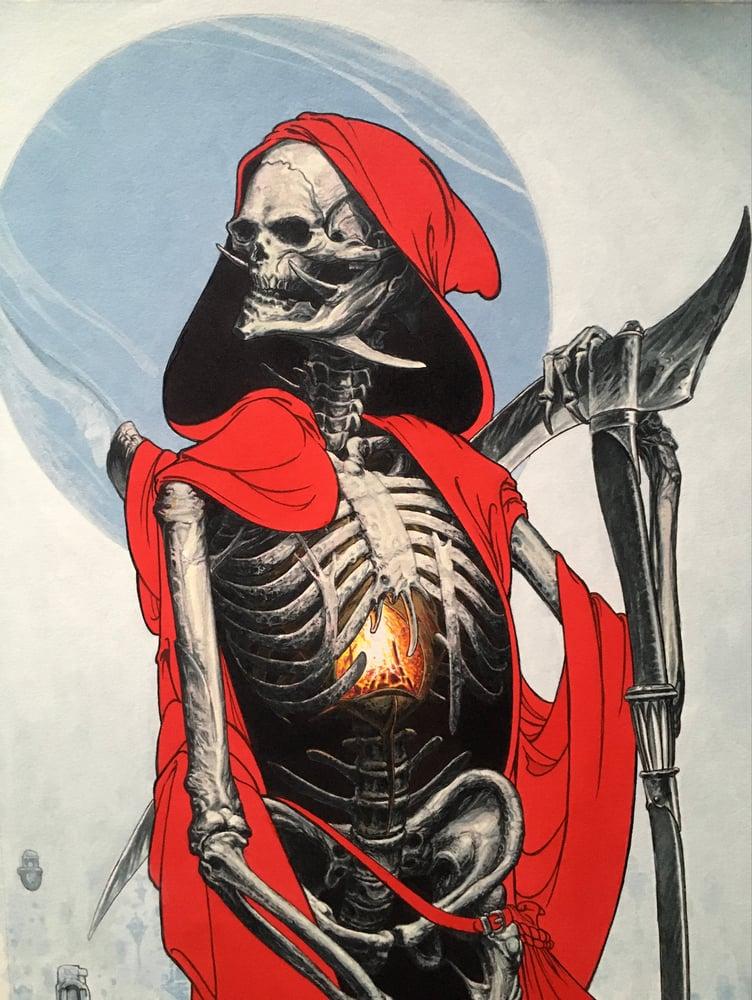 Image of La Muerte a la Puerta