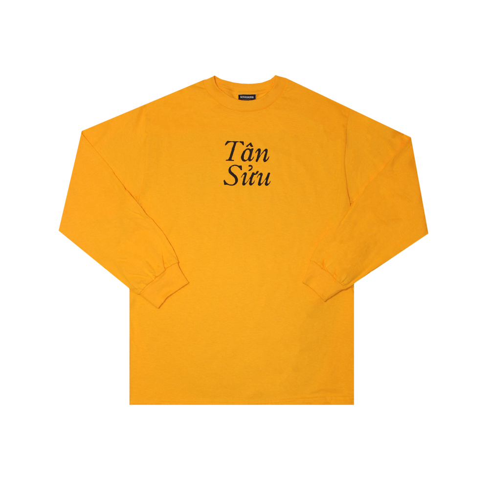Image of Metal Ox L/S T-shirt