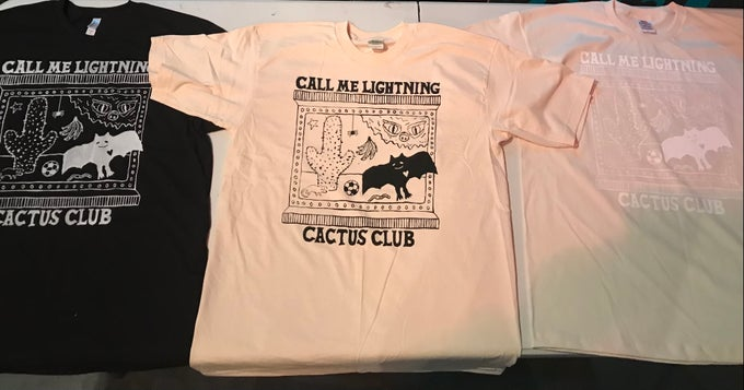 Image of Cactus Duets: Call Me Lightning (preorder only)