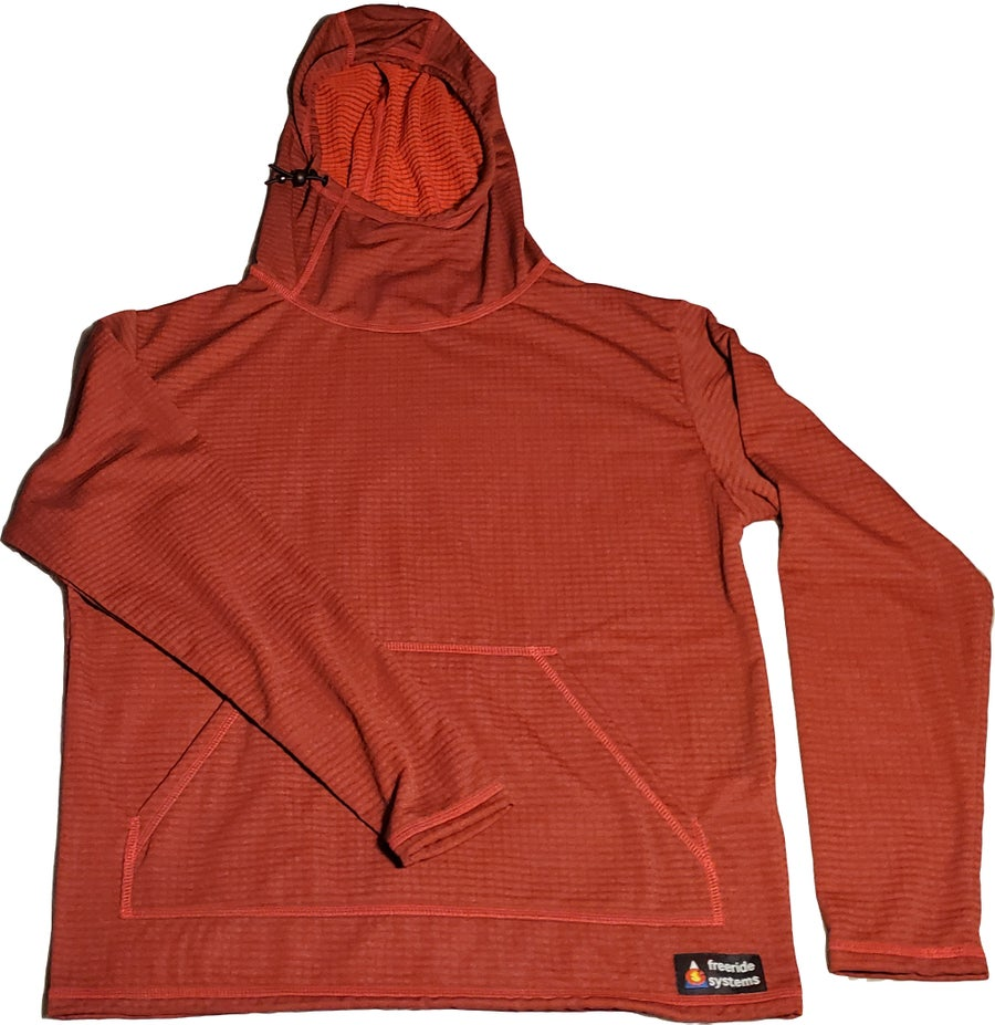 Image of Crimson PreSold  Pullover Hoodie Product