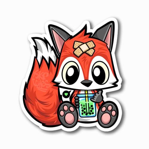 Image of Freeto Sticker