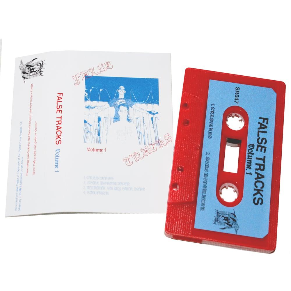 """Image of FALSE TRACKS """"Vol. 1"""" CS"""