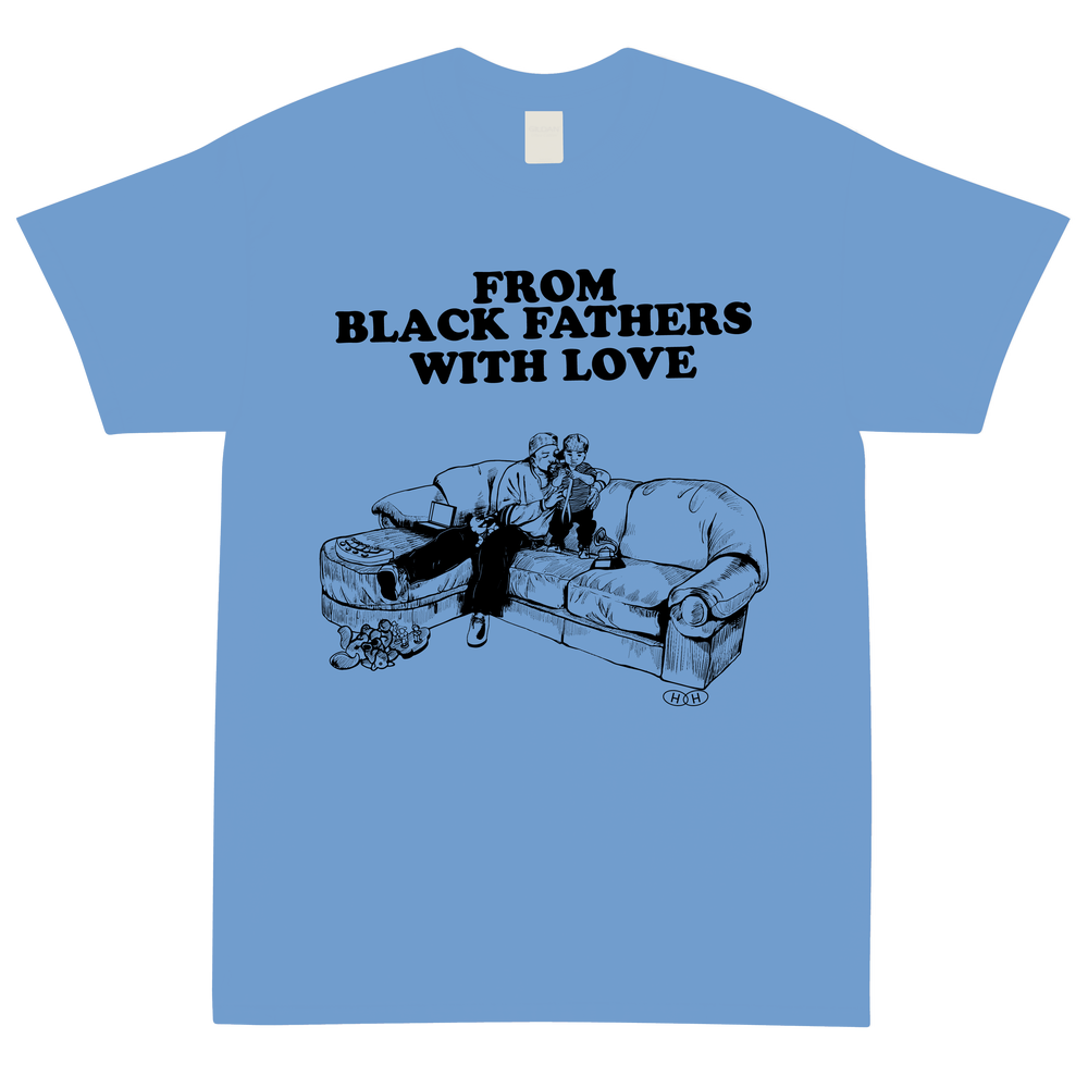 Image of From Black Fathers T Shirt