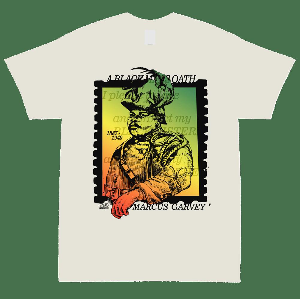 Image of Garvey 2 Cement T Shirt