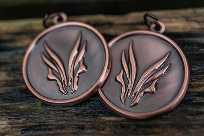 Image of Hufschmid 32mm Pendants - Limited Edition