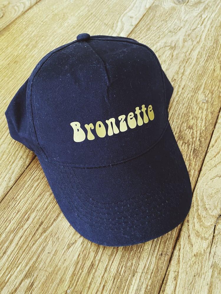 Image of Casquette BRONZETTE