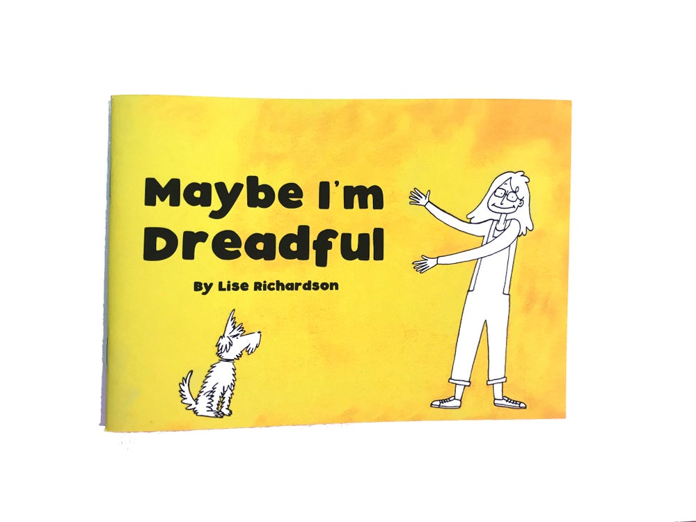 Image of Maybe I'm Dreadful (book)