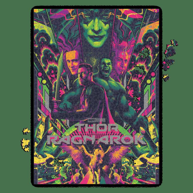 Image of Thor: Ragnarok - Puzzle