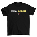 """OUT OF BOUNDS"" TSHIRT"