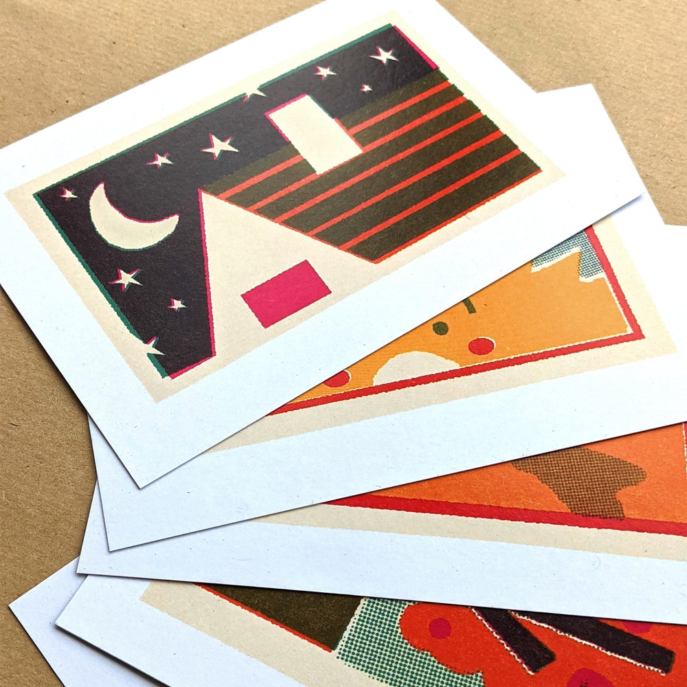 Image of Matchbox Postcards