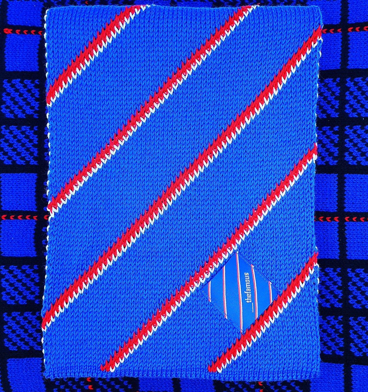 Image of Famous Colours Scarf (Limited Edition)