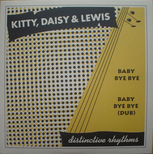 """Image of Kitty, Daisy & Lewis - Baby Bye Bye 7"""""""