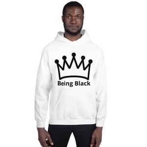 Image of Being Black 2021 Unisex Hoodie