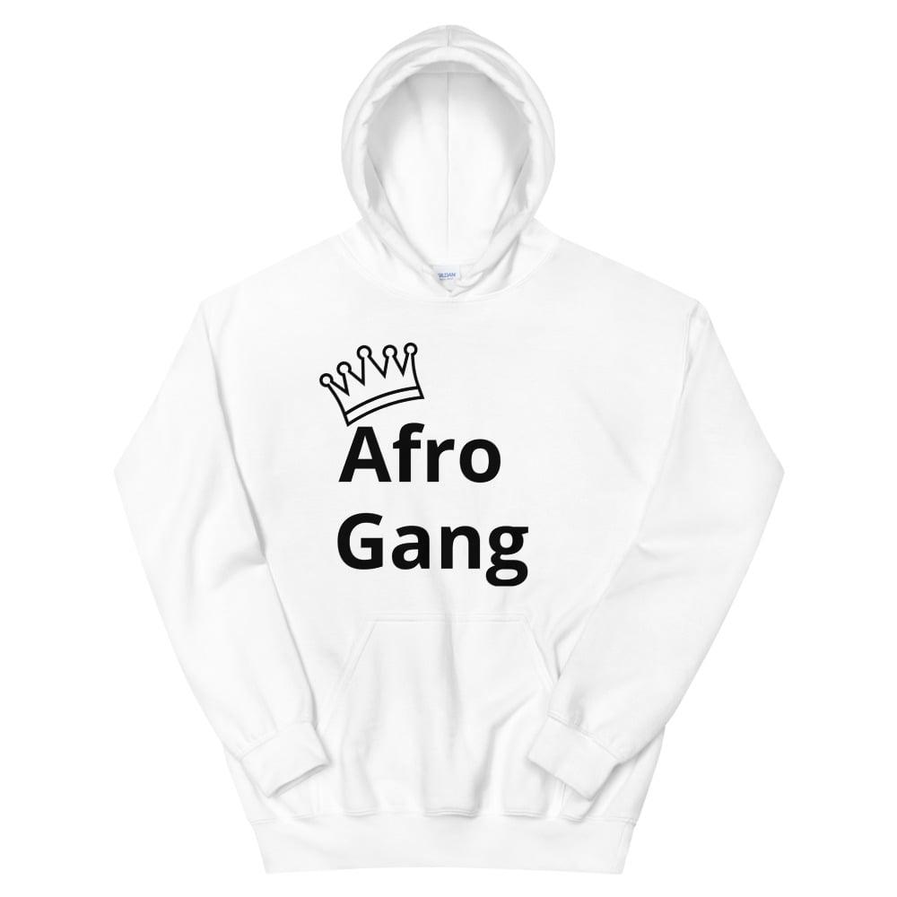Image of Afro Gang Unisex Hoodie