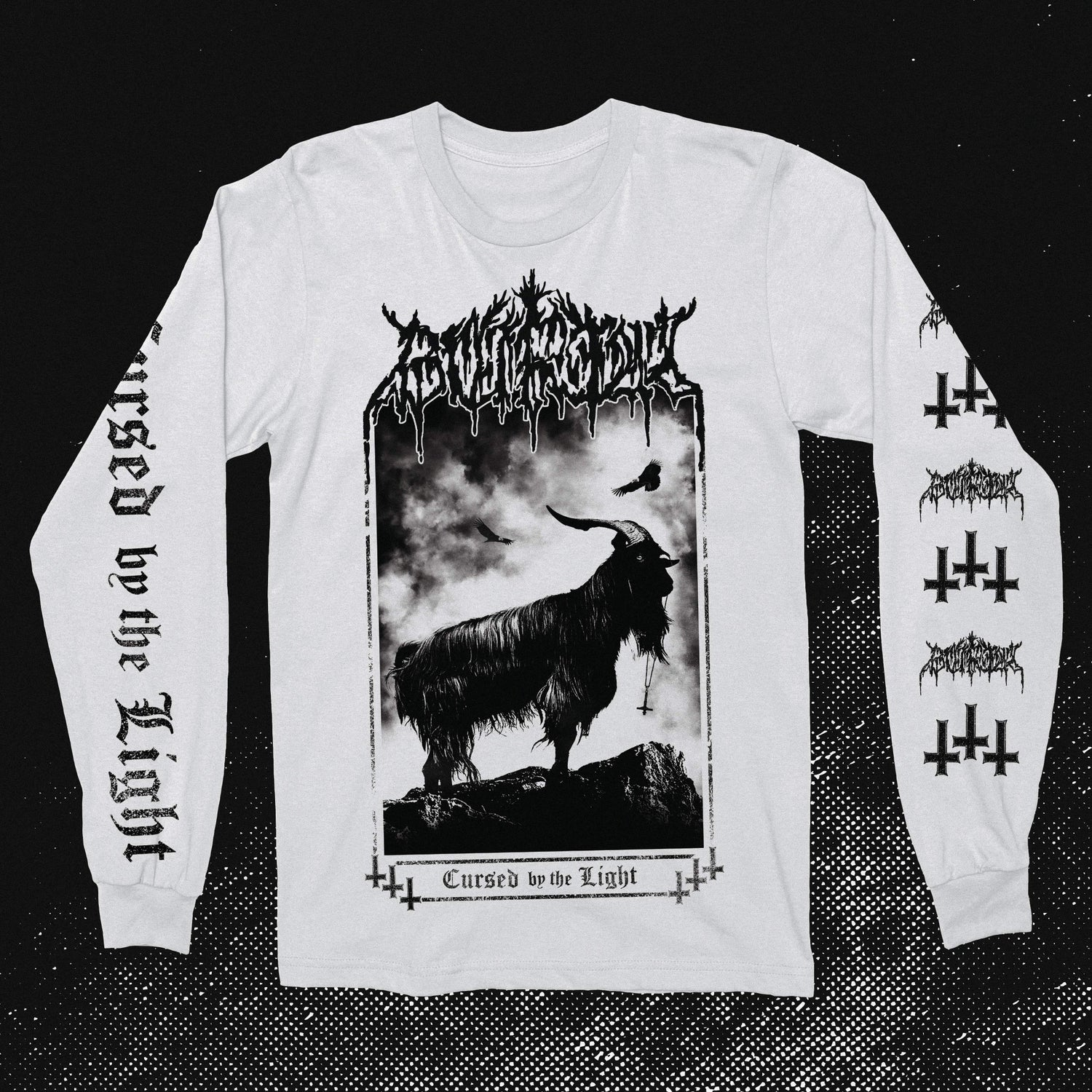 Cursed By The Light - LONG SLEEVE