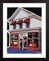 """Wonderland Records Newark DE Giclée Art Print - 11"""" x 14"""""""
