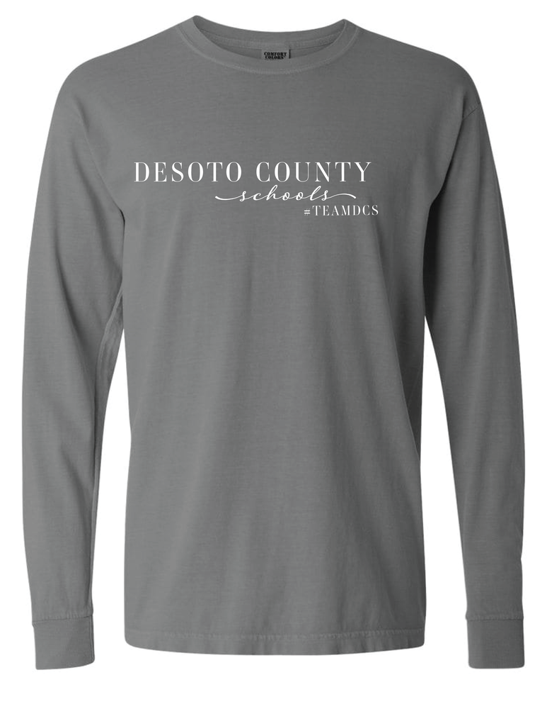 Image of Desoto County Schools #TEAMDCS - Granite