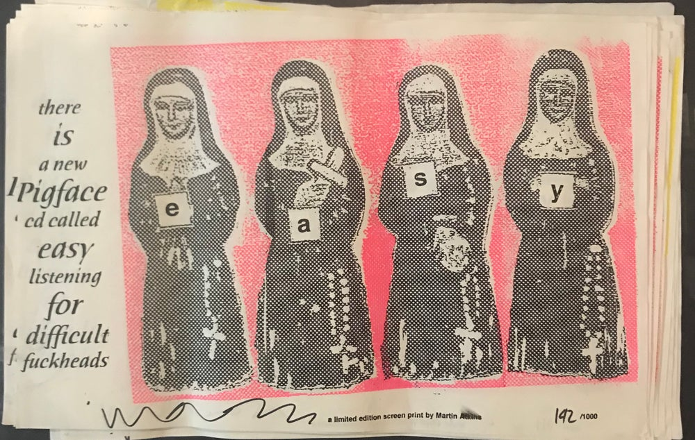 Image of Easy Nuns Promo Poster