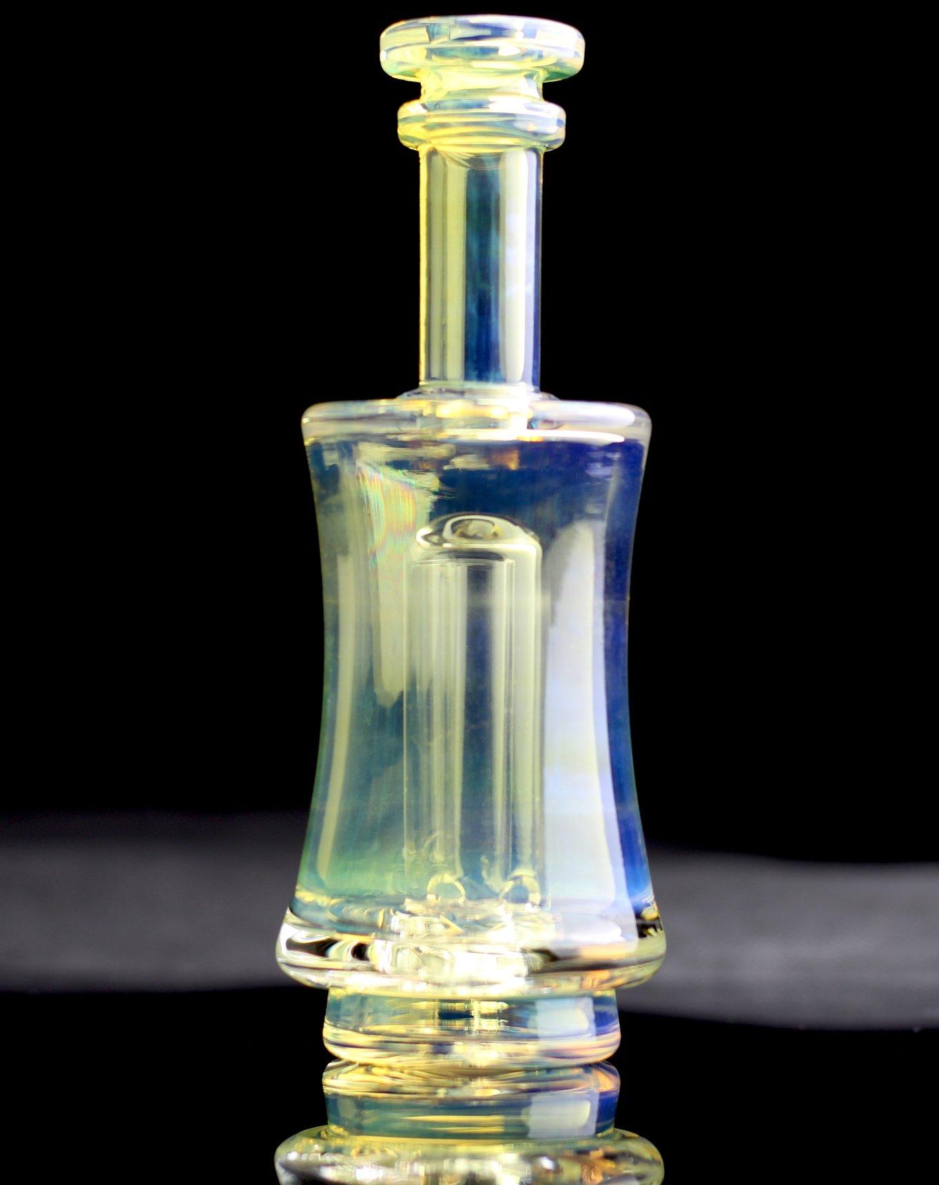 Image of Puffco Peak/FocusV Carta Silver Fume Attachment
