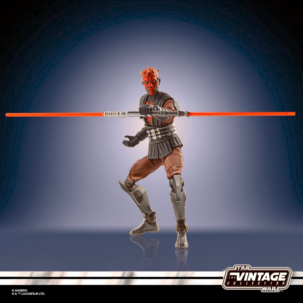 Image of Star Wars the vintage collection Clone Wars Darth Maul