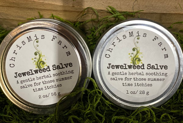 Image of Jewelweed Salve