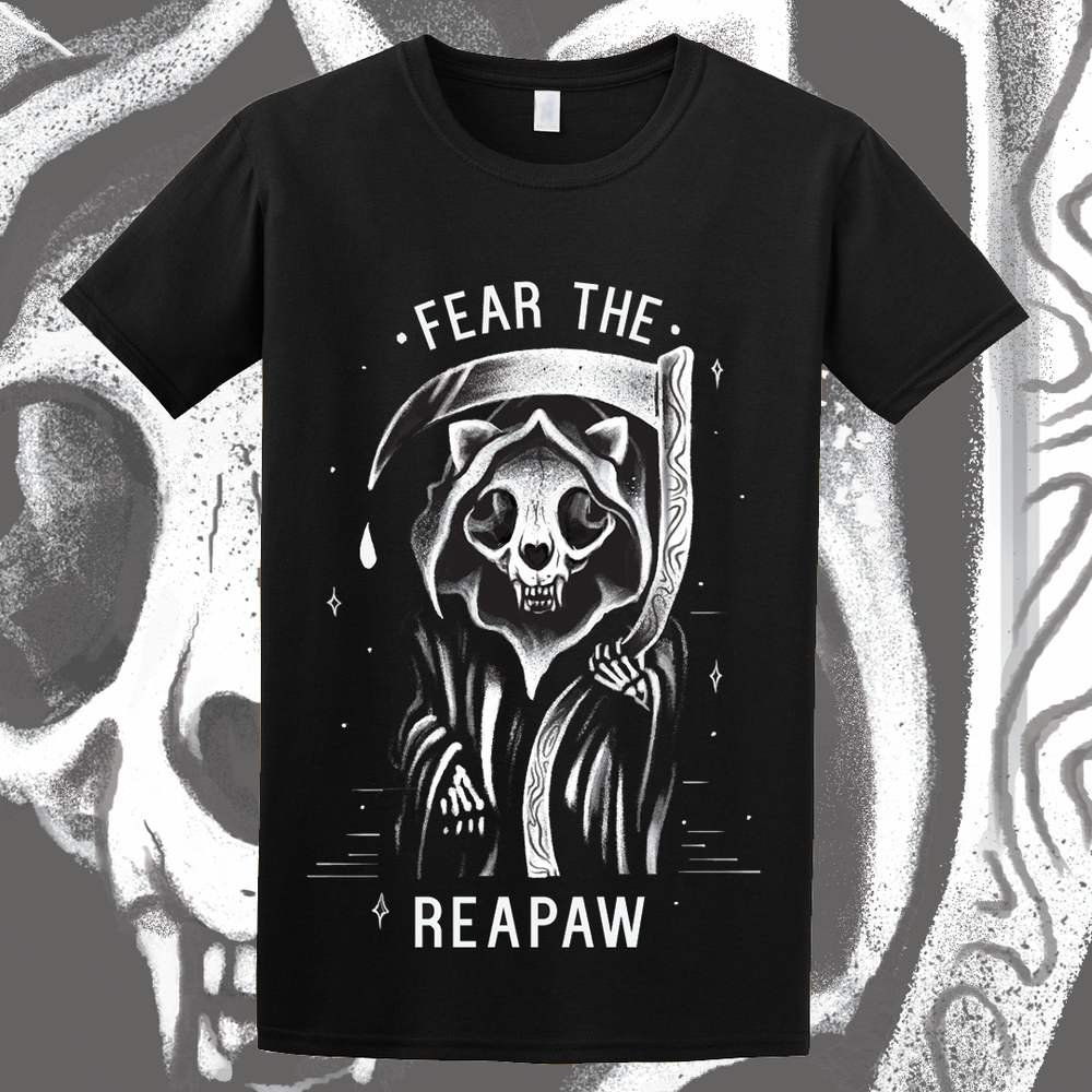 Image of 'Fear The Reapaw' T-Shirt
