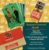 Postcard Set & Gum Card Pack Bundle