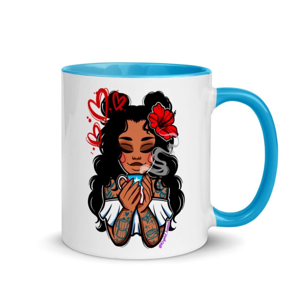 Image of Café de las 3 Mug (11 oz)