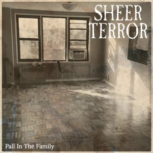 "Image of SHEER TERROR ""Pall In The Family"" 7"" Vinyl EP"