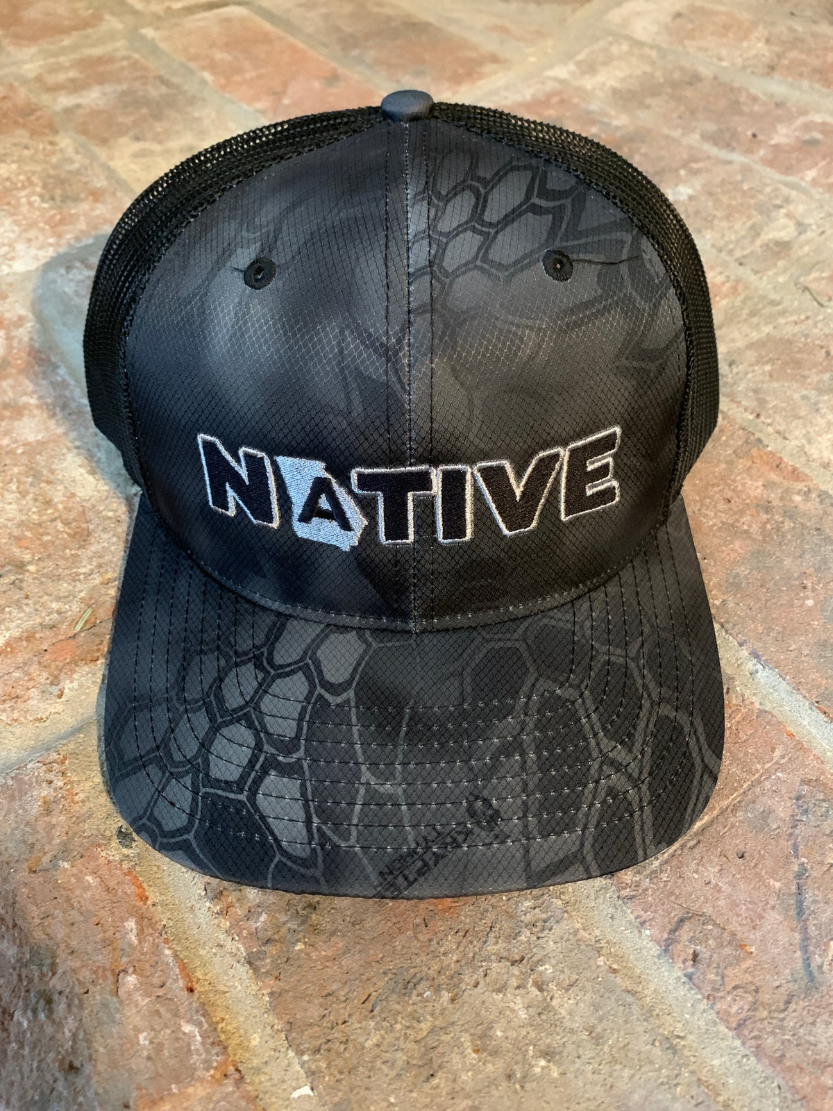 Image of Georgia Native Trucker Hat (color collection 2)