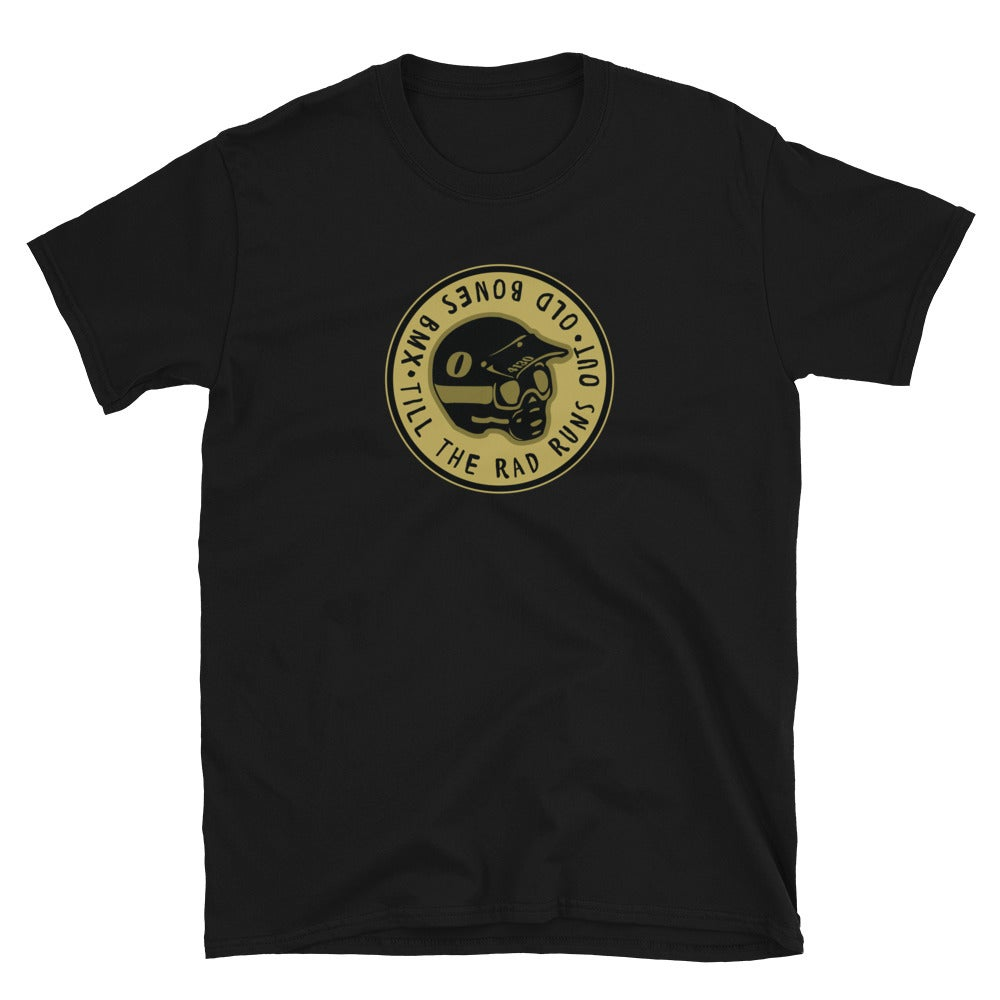 Image of BICYCLE MOTTO OLD BONES SHIRT