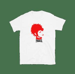 Punk Girl Shirt (Red)