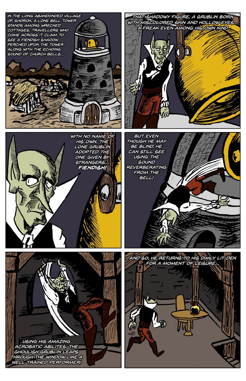 Grublins: Boiler's Quest