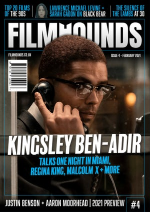 Filmhounds Magazine - Issue 4  - February/March 2021