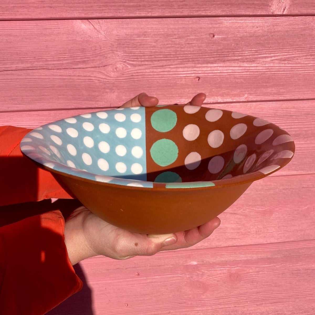 Flared & Rounded Lip Bowl