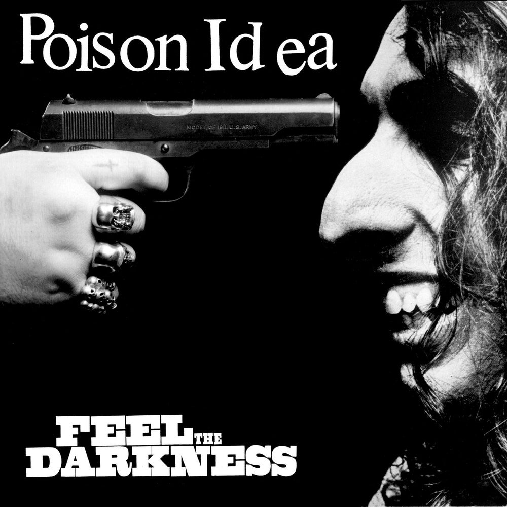 "POISON IDEA ""Feel The Darkness"" 2LP"