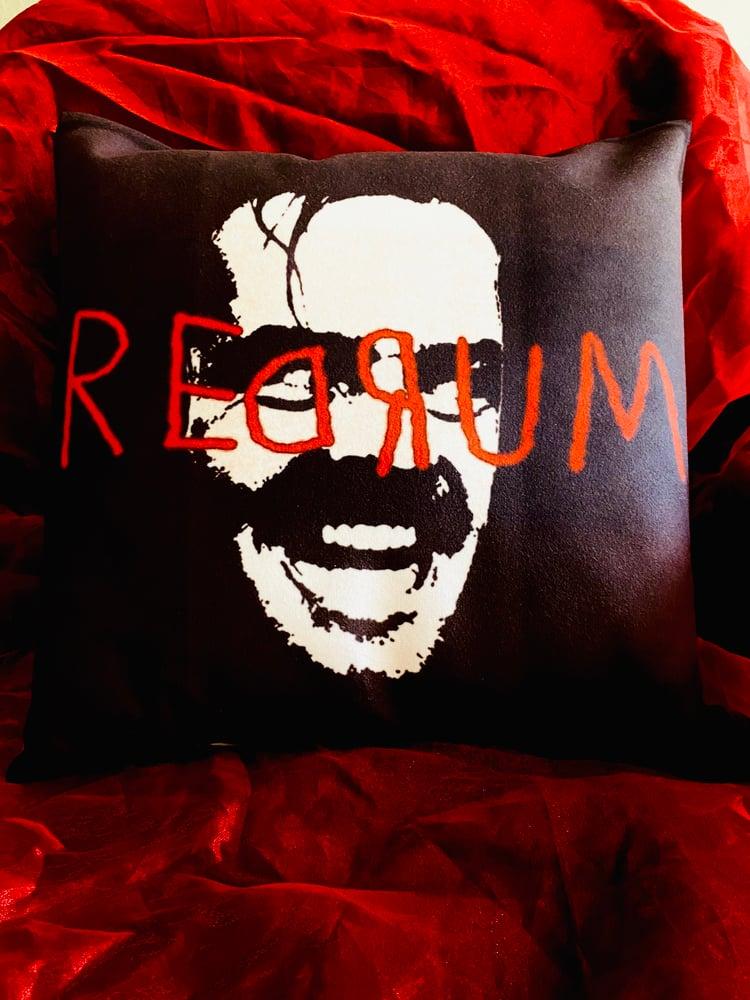 Image of REDRUM Pillow