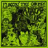 "CHAOS U.K. ""Floggin' The Corpse"" LP"