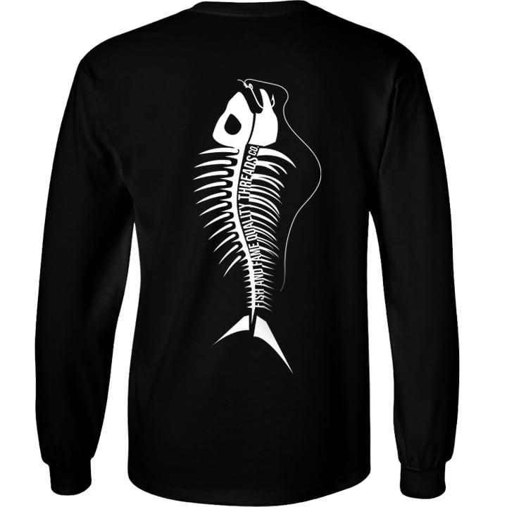 Image of Fleshless Long Sleeve (black)