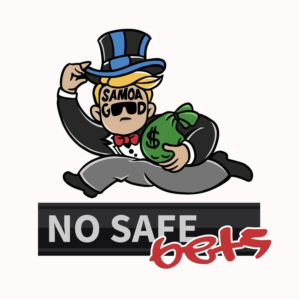 Image of No Safe Bets Tee