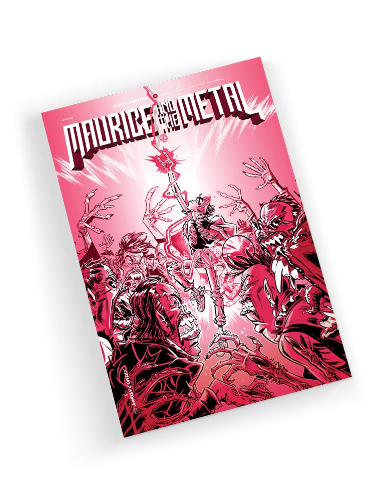 Image of ISSUE 2 - VARIANT PACKAGE
