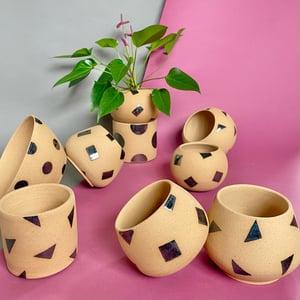 Image of Confetti planters