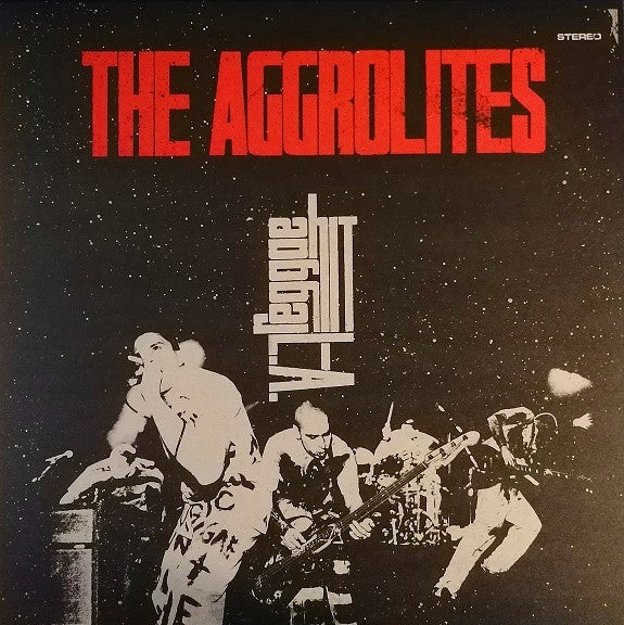 Image of *NEW* The Aggrolites - Reggae Hit L.A. LP